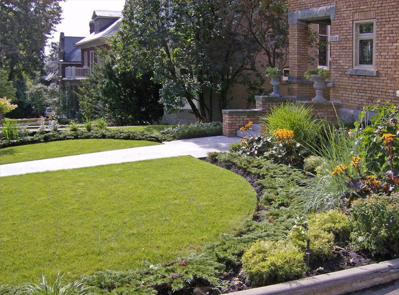 Montreal landscape design services westmount west for Landscape design services