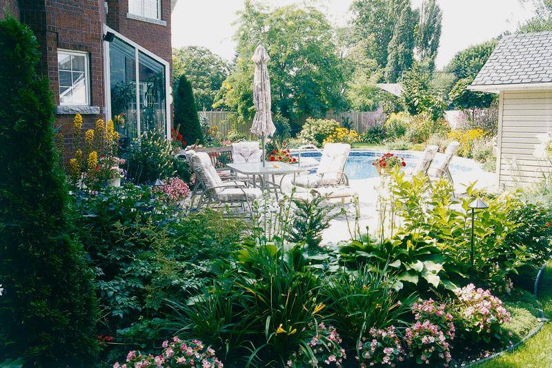 Am nagement paysager am nagement et conception de for Paysager un jardin